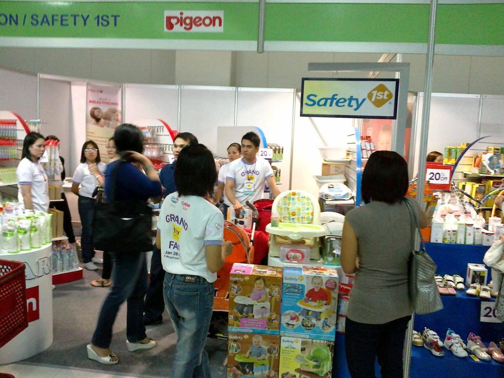 SM's Grand Baby Company Fair