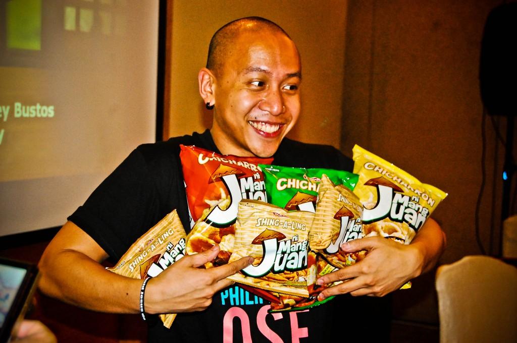 Mang Juan For Every Juan