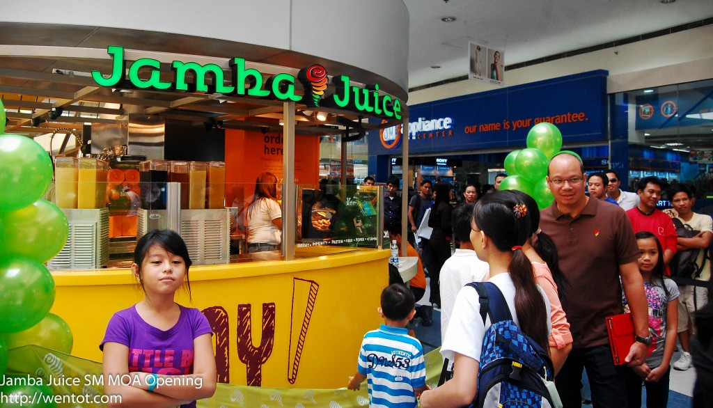 Jamba Juice Opens Third Branch