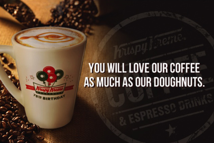 Kripy Kreme Brings Back The Coffee Passport