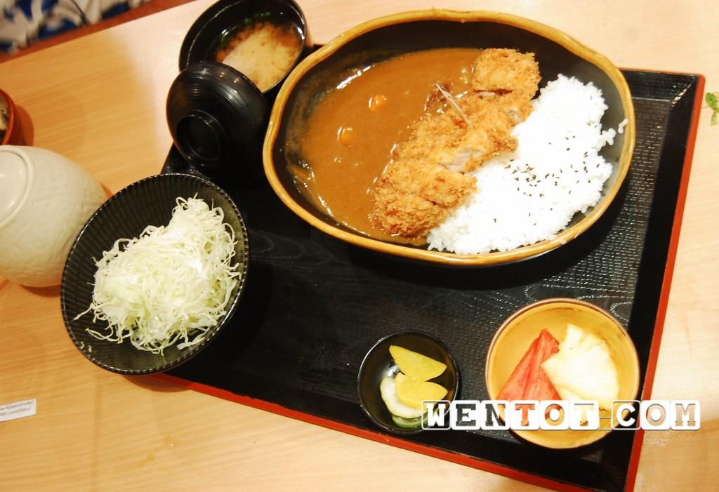 Yabu House of Katsu for MEGA Food Sale