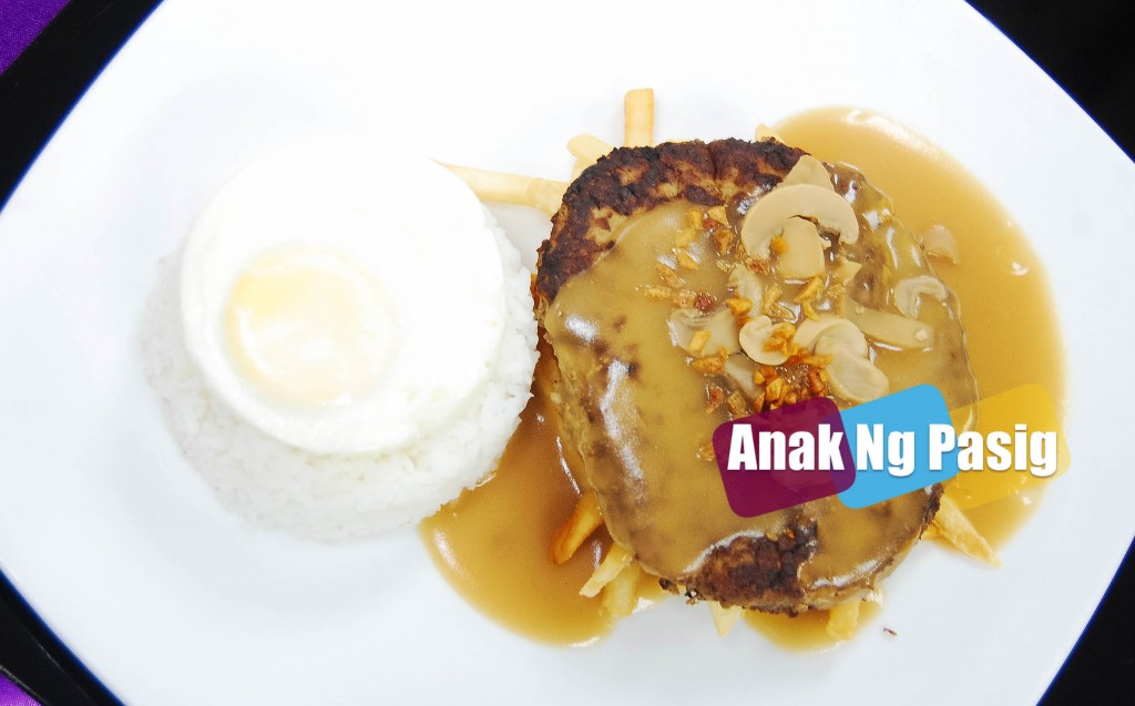 One Meal To Rule Them All – The Ultimate Burger Steak