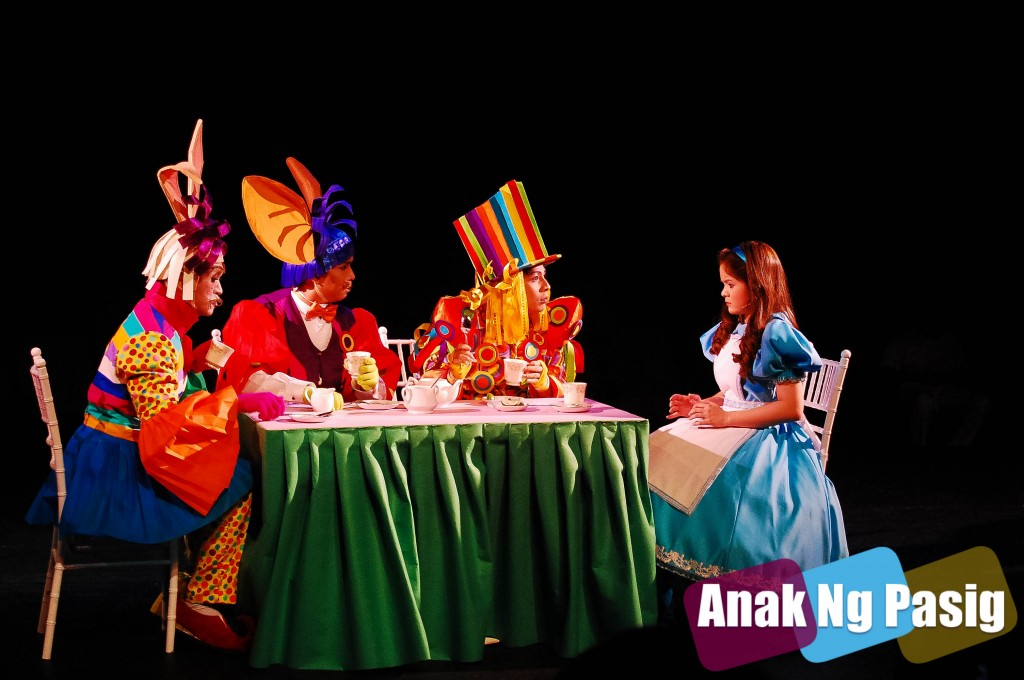 Repertory Philippines Revisits Wonderland with Alice