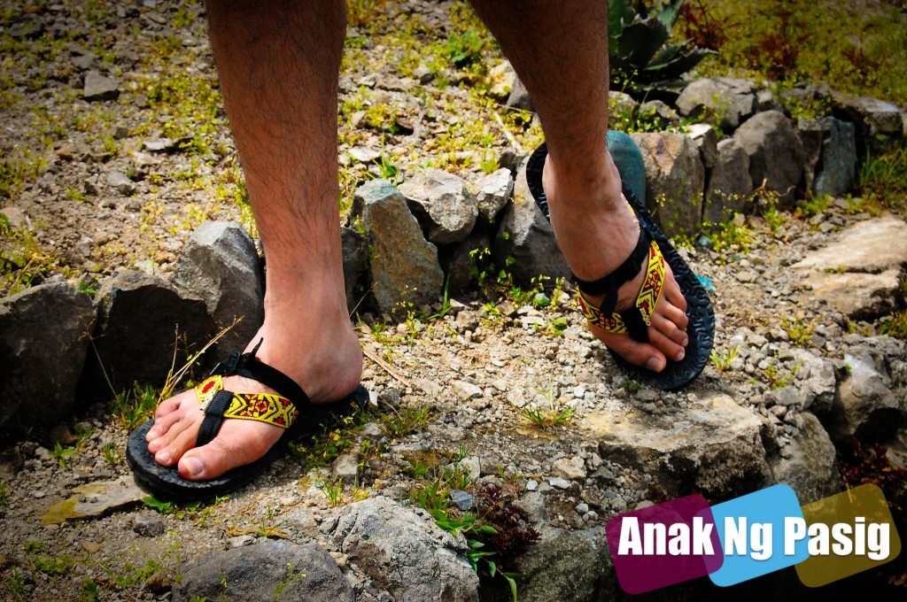 Conquering Nature with Mojo Sandals