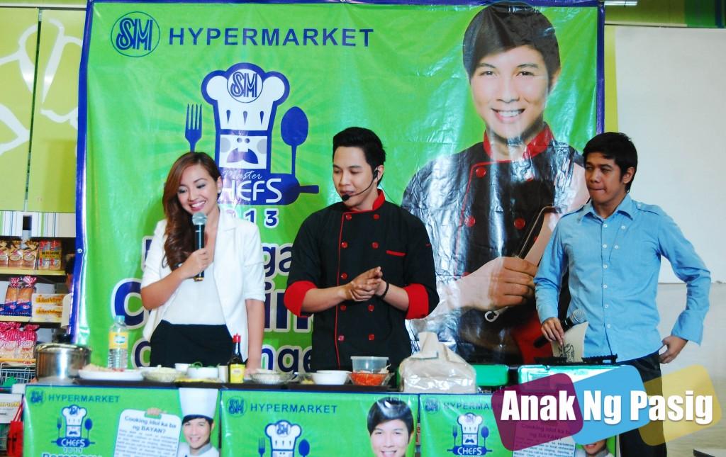 SM HyperMarket Barangay Cooking Idol