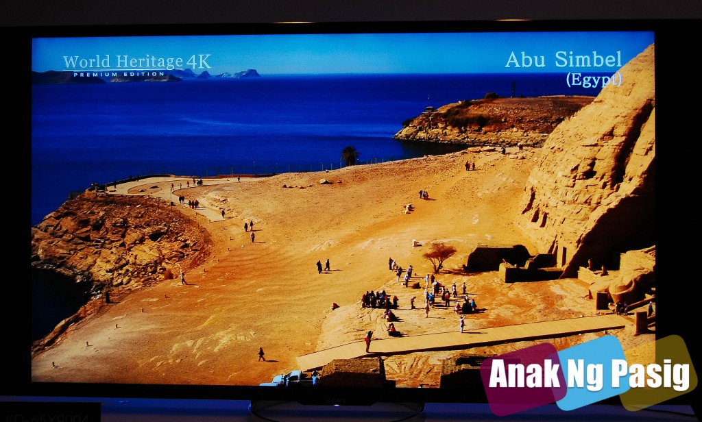 Sony Levels Up With It's New Line Up of 4K Televisions