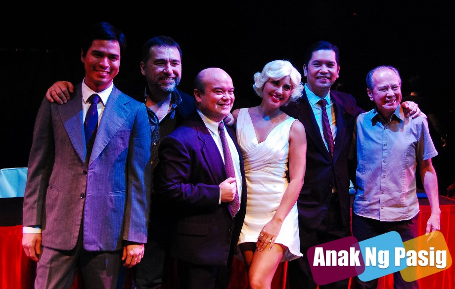 """Repertory Philippines Brings The Record Breaking Broadway Comedy """"The Producers"""""""