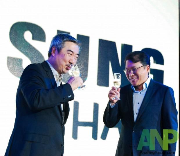 Samsung Hall Opens