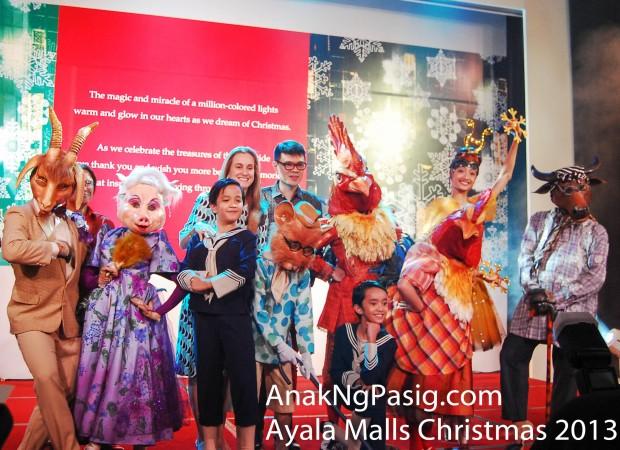 The Joy of Sharing Amplified At Ayala Malls
