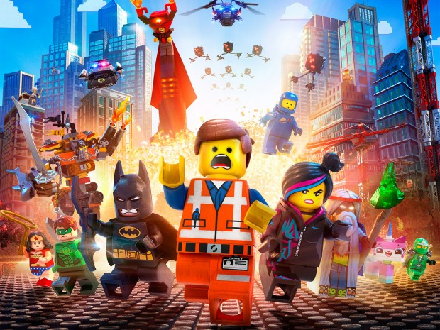 Everything is Awesome at The LEGO Movie