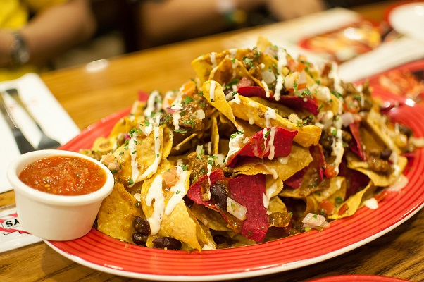 T.G.I.Friday's Brings Your Taste Buds to Texas and Mexico