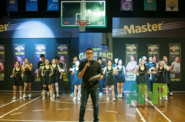 Get Your Game Face On at Master Game Face All-Star Basketball Challenge Year 2