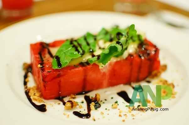 Meatless Mondays at Harina Artisan Bakery Café