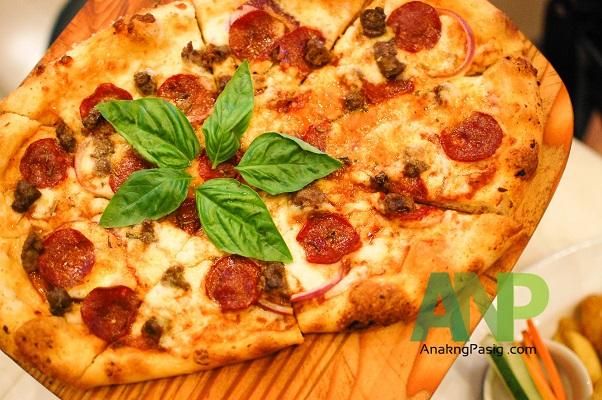 Shakey's Tasty Throwback: The New Shakey's Pizza 1954