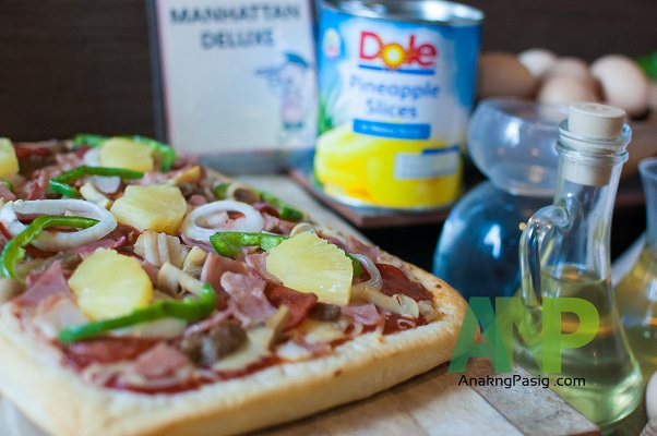 Dole Made Lots'A Pizzas Even Better