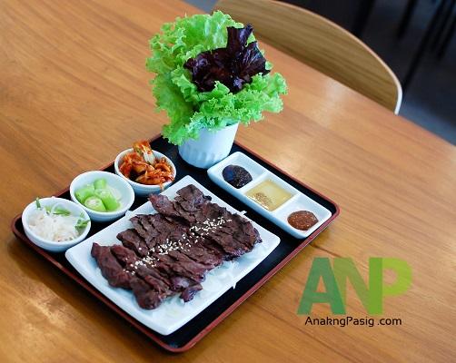 Korean Goodness Wrapped