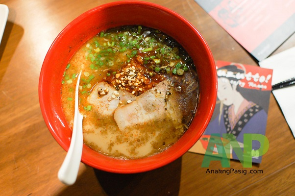 IPPUDO Ramen Is Now In The Philippines