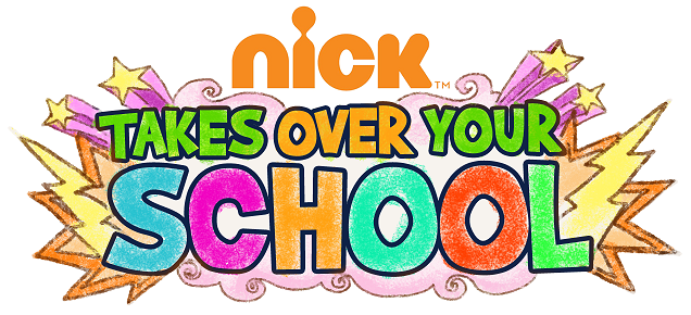 Nickelodeon Takes Over Your School
