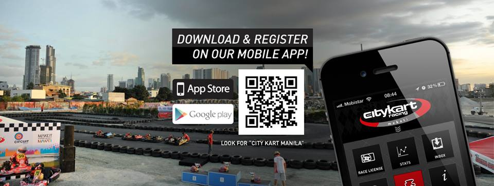 City Kart Racing Mobile App