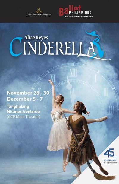 Alice Reyes' Cinderella