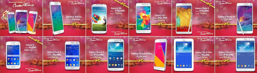 Samsung Galaxy of Christmas 2