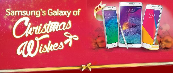 Samsung Philippines    GALAXY of Christmas