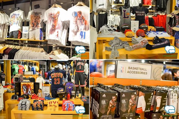 NBA Store 5