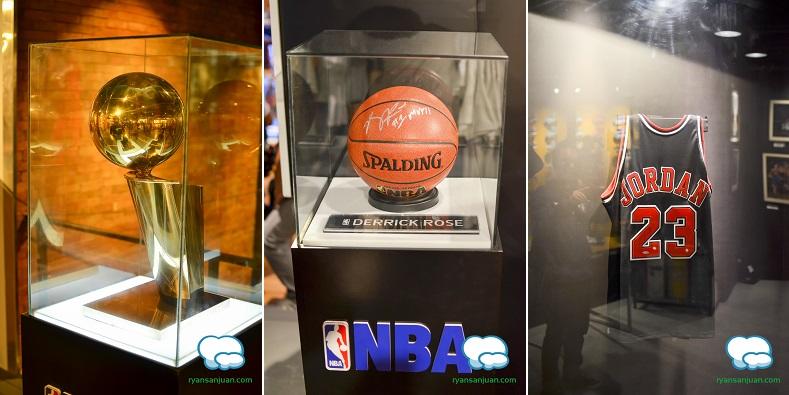 NBA Store 9