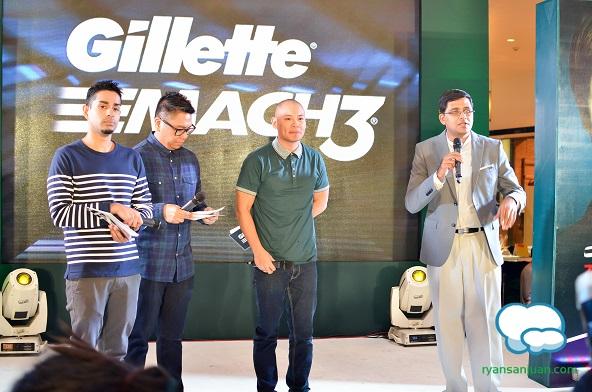 Gillette 5