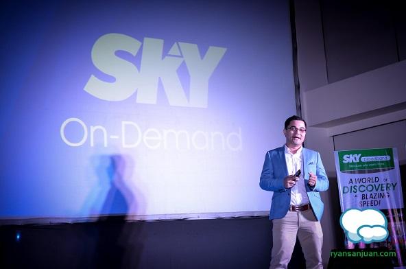 Sky On-Deman