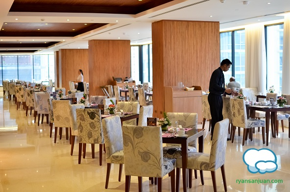 City Garden Grand Hotel Opens Spice Cafe