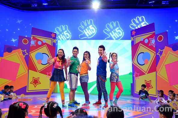 TV5 Gives Hi-5 A Filipino Tune with Hi-5 Philippines
