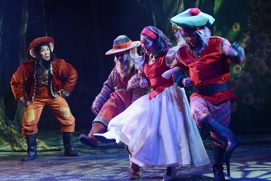 Snow White - Repertory Philippines