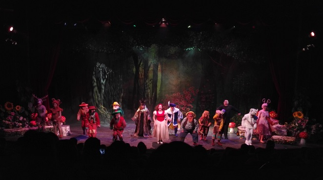 Snow White - Repertory Philippines 4