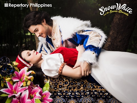 Snow White by Repertory Philippines