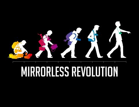 Mirrorless Revolution_Campaign Logo