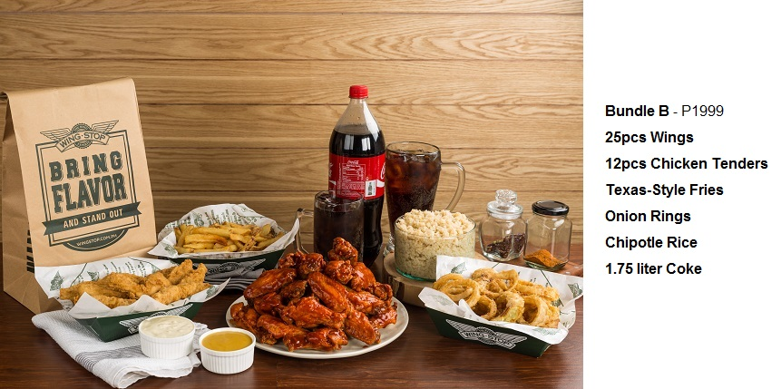 Wingstop Bundle (2)