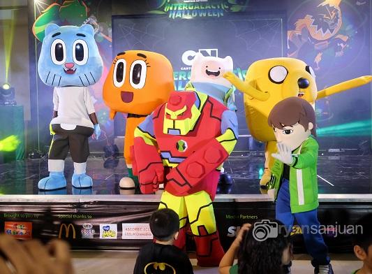 Cartoon Network's Intergalactic Halloween Party