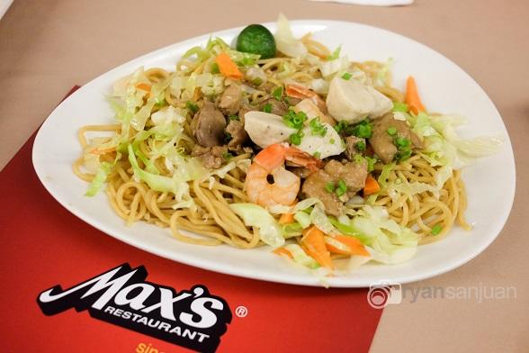 Max's Chicken Burger 1