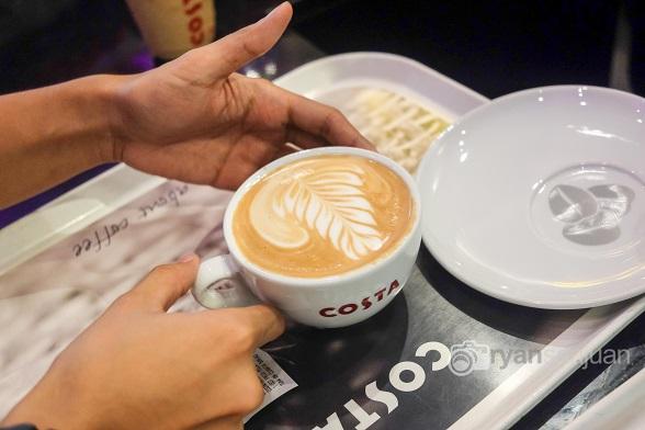 Costa Coffee BGC