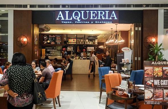 Alqueria Megamall