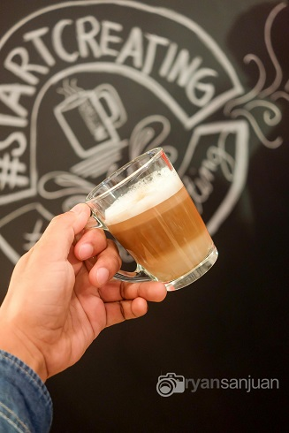 The Nescafe Red Mug Machine