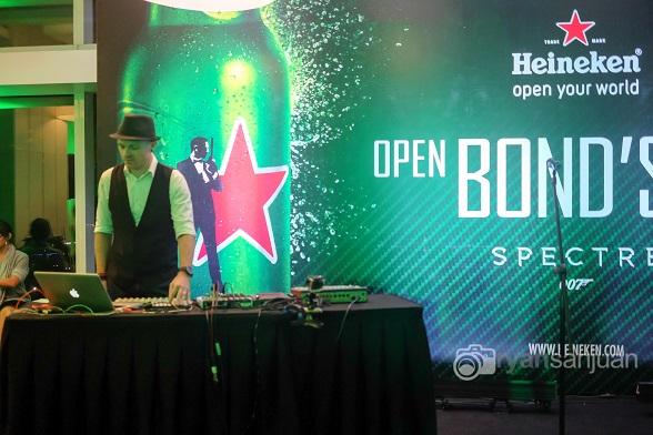 Heineken® and James Bond