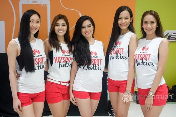 Huawei HotSpot Hotties Released
