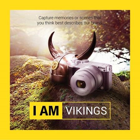 Eat Like A Viking, Shoot Like A Pro