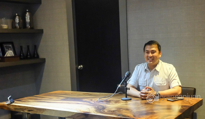 Getting To Know Mark Lapid