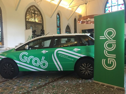 GrabTaxi Rebrands To Grab