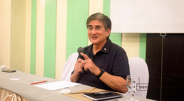 Better The Second Time Around with Senator Honasan
