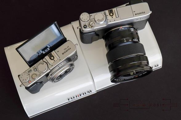 FujiFilm Launches The XPro2, X70, X-E2s, and a Telephoto
