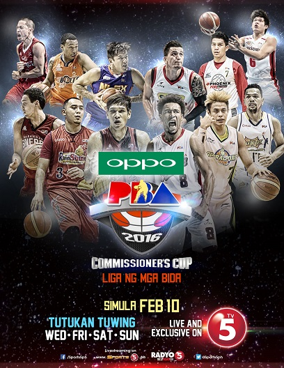 OPPO Philippines Partners with PBA